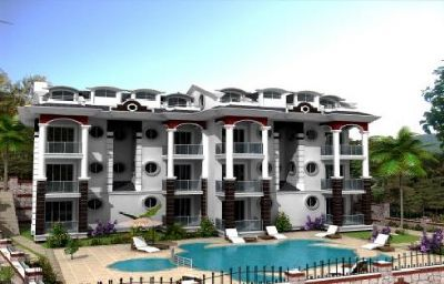 Property for sale in Hisaronu Turkey