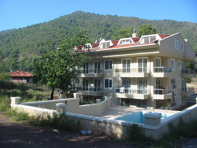 Property for sale in Icmeler Turkey