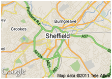 repossessed houses for sale in sheffield