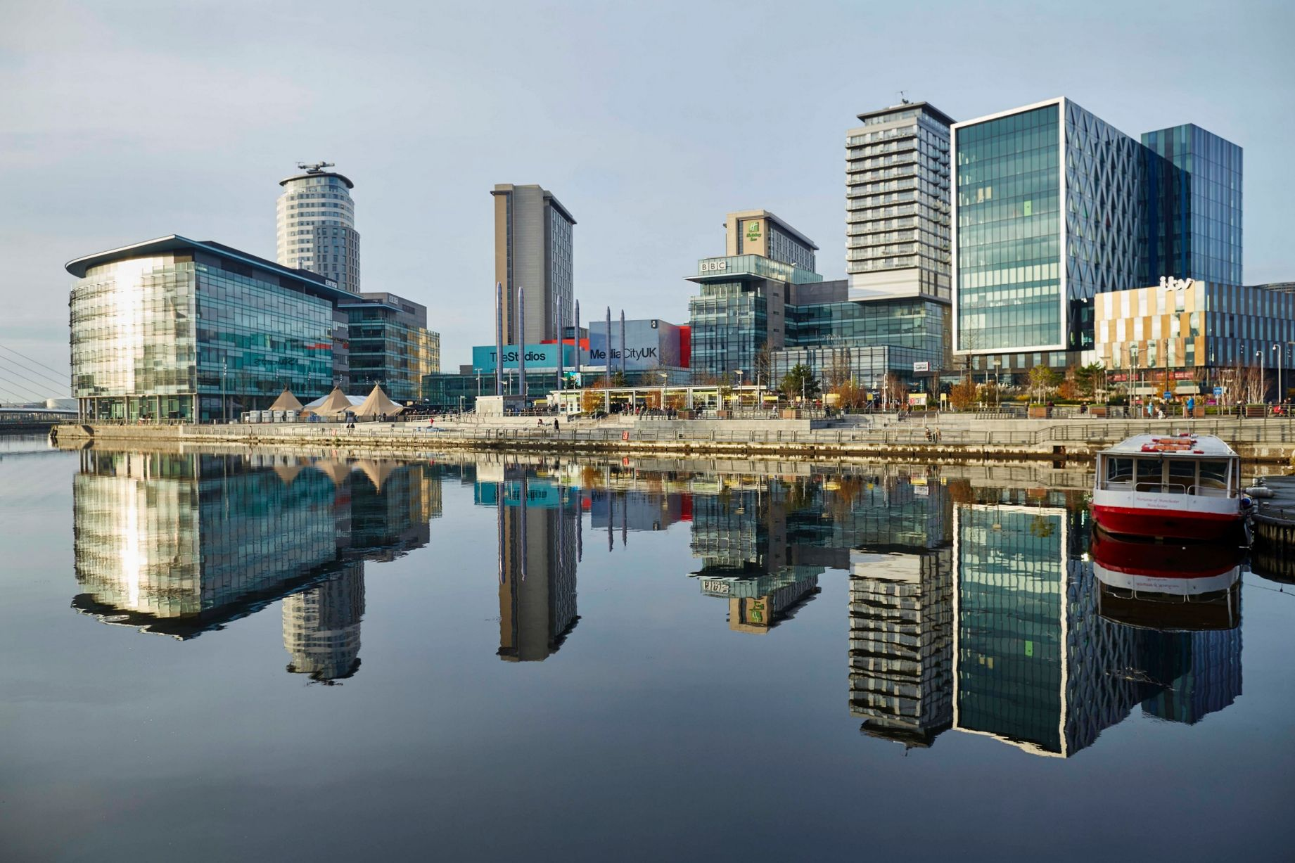 The revolution of Salford Quays - House Repossession.co.uk