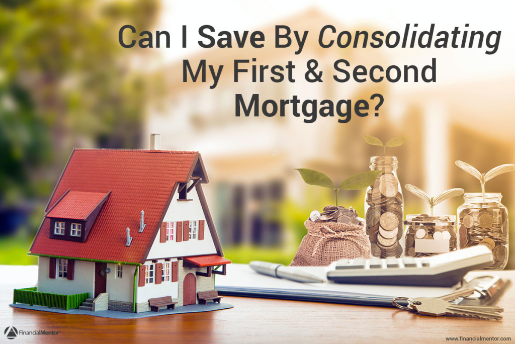 consolidate mortgage