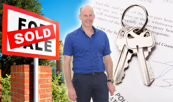 How to sell your home FAST: Phil Spencer shares THIS top tip for quick property sales